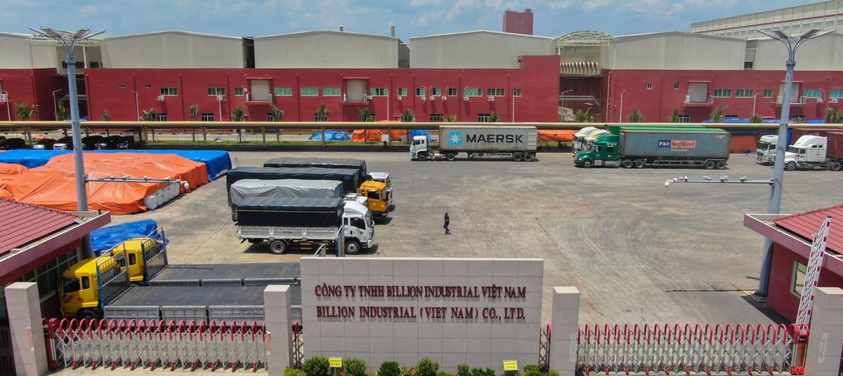 Lịch sử hình thành Công ty TNHH Billion Industrial Việt Nam