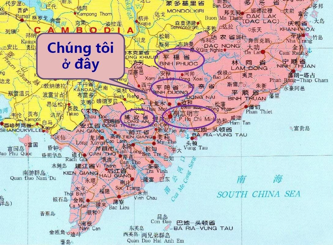 Vị trí và tổng quan về Billion Việt Nam
